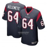Camiseta NFL Game Houston Texans Senio Kelemete Azul