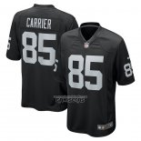 Camiseta NFL Game Las Vegas Raiders Derek Carrier Negro