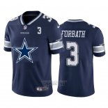 Camiseta NFL Limited Dallas Cowboys Forbath Big Logo Number Azul