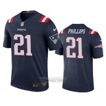 Camiseta NFL Legend New England Patriots Adrian Phillips Azul Color Rush