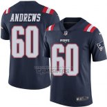 Camiseta NFL Legend New England Patriots Andrews Profundo Azul