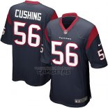 Camiseta NFL Game Houston Texans Cushing Azul