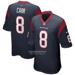 Camiseta NFL Game Houston Texans David Carr Retired Azul