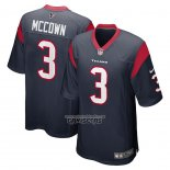 Camiseta NFL Game Houston Texans Josh Mccown Azul