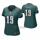 Camiseta NFL Game Mujer Philadelphia Eagles Golden Tate Verde