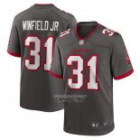 Camiseta NFL Game Tampa Bay Buccaneers Antoine Winfield Jr. Rojo
