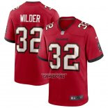 Camiseta NFL Game Tampa Bay Buccaneers James Wilder Retired Rojo