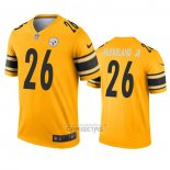 Camiseta NFL Legend Pittsburgh Steelers Anthony Mcfarland Jr. Inverted Oro