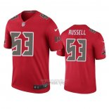 Camiseta NFL Legend Tampa Bay Buccaneers Chapelle Russell Rojo Color Rush
