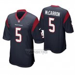 Camiseta NFL Game Houston Texans Aj Mccarron Azul