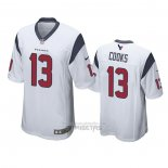 Camiseta NFL Game Houston Texans Brandin Cooks Blanco
