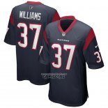 Camiseta NFL Game Houston Texans Domanick Williams Retired Azul