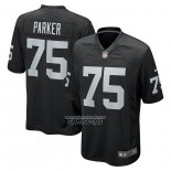 Camiseta NFL Game Las Vegas Raiders Brandon Parker Negro