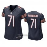 Camiseta NFL Game Mujer Chicago Bears Arlington Hambright Azul