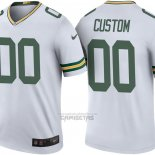 Camiseta NFL Legend Green Bay Packers Personalizada Blanco
