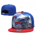 Gorra Buffalo Bills 9FIFTY Snapback Rojo Azul