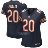 Camiseta NFL Game Mujer Chicago Bears Duke Shelley Azul