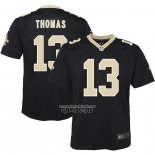 Camiseta NFL Game Nino New Orleans Saints Michael Thomas Negro