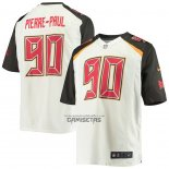 Camiseta NFL Game Tampa Bay Buccaneers Jason Pierre Paul Blanco