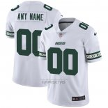 Camiseta NFL Limited Green Bay Packers Personalizada Team Logo Fashion Blanco
