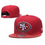 Gorra San Francisco 49ers 9FIFTY Snapback Rojo