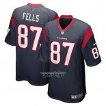 Camiseta NFL Game Houston Texans Darren Fells Azul