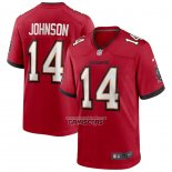 Camiseta NFL Game Tampa Bay Buccaneers Brad Johnson Retired Rojo