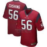 Camiseta NFL Game Houston Texans Cushing Rojo