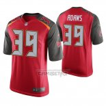 Camiseta NFL Game Tampa Bay Buccaneers Andrew Adams Rojo