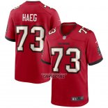 Camiseta NFL Game Tampa Bay Buccaneers Joe Haeg Rojo