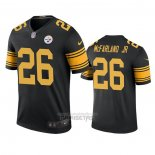 Camiseta NFL Legend Pittsburgh Steelers Anthony Mcfarland Jr. Negro Color Rush