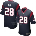 Camiseta NFL Game Houston Texans Blue Azul