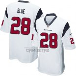 Camiseta NFL Game Houston Texans Blue Blanco