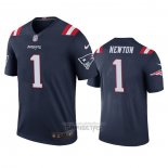 Camiseta NFL Legend New England Patriots Cam Newton Azul Color Rush
