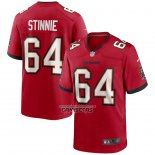 Camiseta NFL Game Tampa Bay Buccaneers Aaron Stinnie Rojo