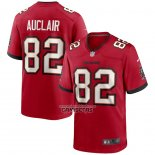 Camiseta NFL Game Tampa Bay Buccaneers Antony Auclair Rojo