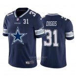 Camiseta NFL Limited Dallas Cowboys Diggs Big Logo Number Azul