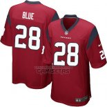 Camiseta NFL Game Houston Texans Blue Rojo