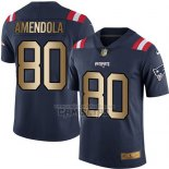 Camiseta NFL Gold Legend New England Patriots Amendola Profundo Azul
