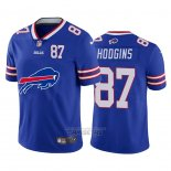 Camiseta NFL Limited Buffalo Bills Hodgins Big Logo Number Azul