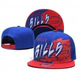 Gorra Buffalo Bills 9FIFTY Snapback Azul Rojo