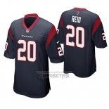 Camiseta NFL Game Houston Texans Justin Reid Azul