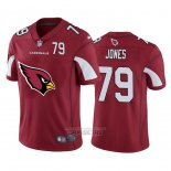 Camiseta NFL Limited Arizona Cardinals Jones Big Logo Number Rojo