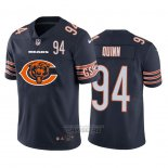 Camiseta NFL Limited Chicago Bears Quinn Big Logo Number Azul
